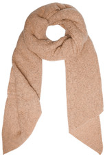 With love Scarf  comfy winter - peach