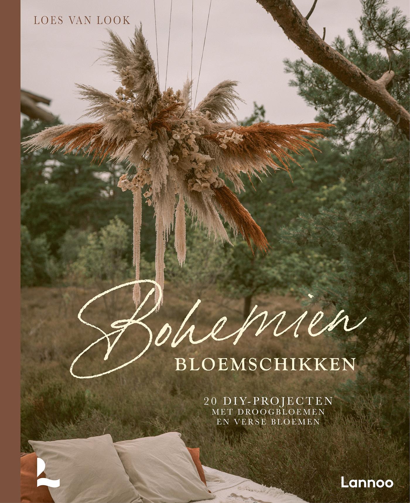 Lannoo Uitgeverij Bohemien bloemschikken