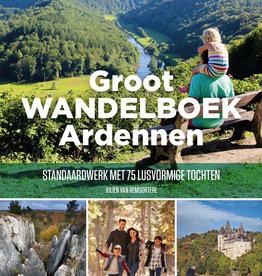 Lannoo Uitgeverij Groot wandelboek - Ardennen