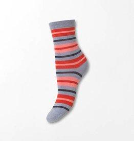 Beck Söndergaard Dalea multistripe sock - Eventide 39/41