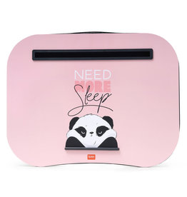 Legami Laptop tray - Panda