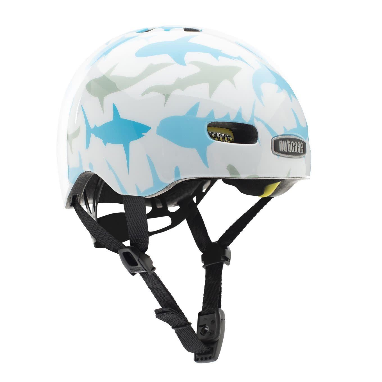 Nutcase Baby Nutty Baby Shark gloss MIPS helmet XXS (47 - 50 cm)