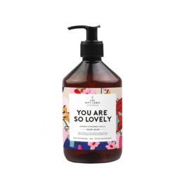 The Gift Label Hand soap  500 ml. - You are so lovely