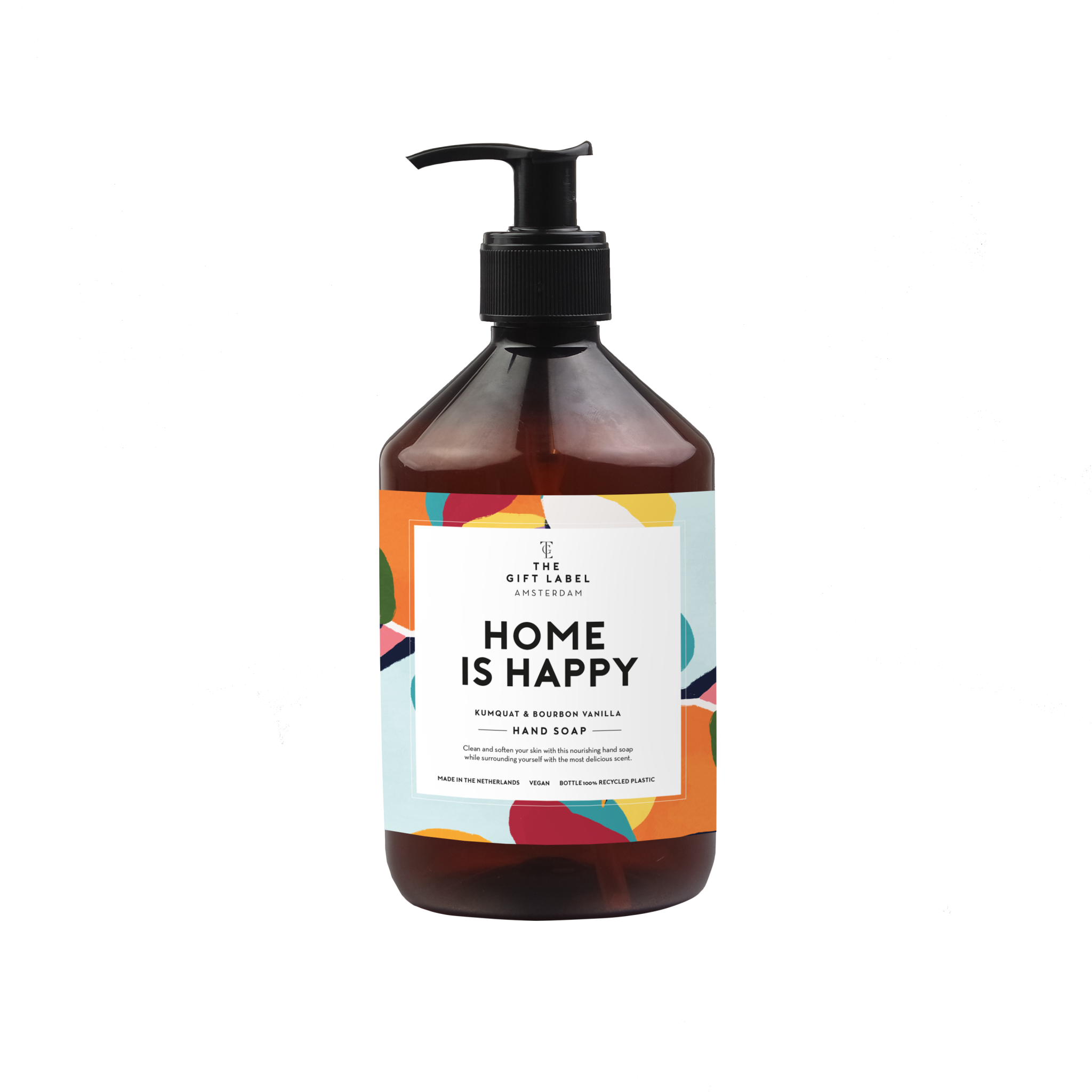 The Gift Label Hand soap  500 ml. - Home is happy