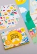 OMY OMY stickers decor pocket - Dinos