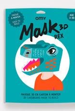 OMY OMY 3D mask - Rex
