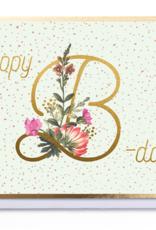 Enfant Terrible Enfant Terrible card + enveloppe  'Happy B-day'