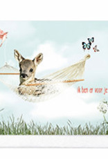 Enfant Terrible Enfant Terrible card  + enveloppe 'Ik ben er voor je -X-'