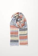 Beck Söndergaard Stroka Twico scarf - Brownish