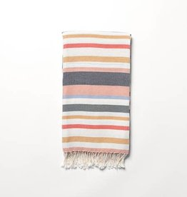 Beck Söndergaard Rosie Towel - Medieval blue