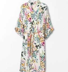 Beck Söndergaard Gardenflo Liberte Kimono - White