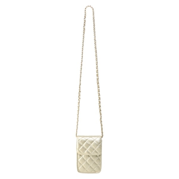 With love Bag on me - Gold 11.50cm x 19cm x 4cm