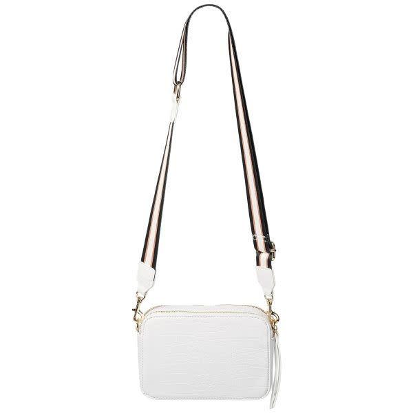 With love Bag vibrations - White 18cm x 11cm x 6cm