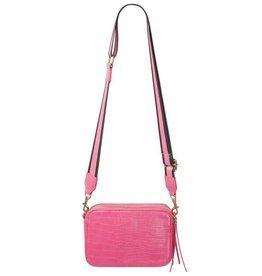 With love Bag vibrations - Fushia 18cm x 11cm x 6cm