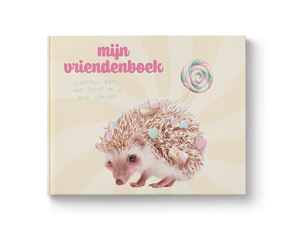 Enfant Terrible Enfant Terrible vriendenboekje Sweet as candy