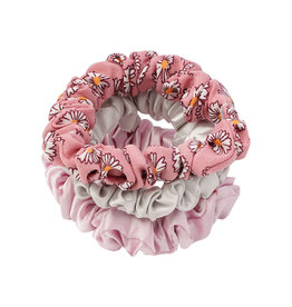 With love Scrunchie set  Lovely - pink