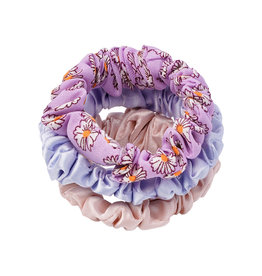 With love Scrunchie set  Lovely - purple