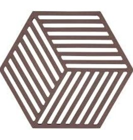 Zone Denmark Rubber pot holder hexagon - Trivet