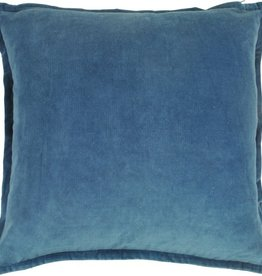 Goround Interior Cushion velvet blue 45 x 45 cm