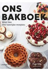 Lannoo Uitgeverij Ons bakboek