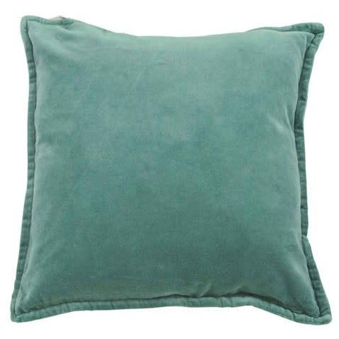 Goround Interior Cushion velvet seagreen 45 x 45 cm