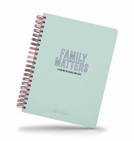 Studio Stationary My familyplanner - 17,6 x 25 cm