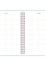 Studio Stationary My familyplanner - 17,6 x 25 cm