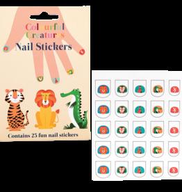Rex London Nail stickers creatures (25 pcs)