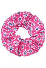 With love Scrunchie Flora pink