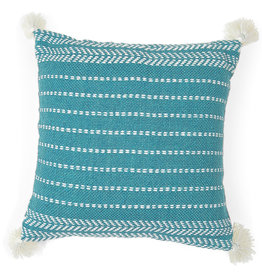 Liv Interior PET outdoor cushion Misaki Sea 45 x 45 cm