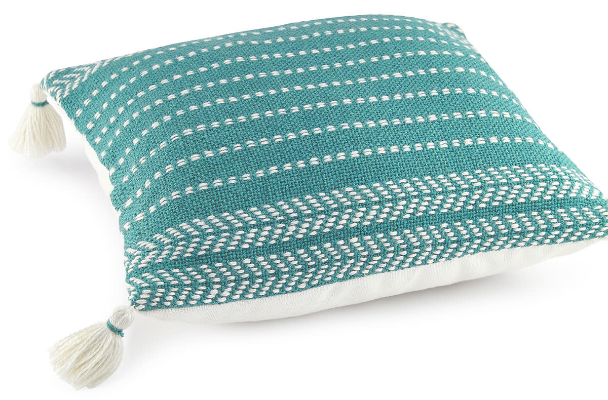 Liv Interior PET outdoor cushion Misaki Sea 45 x 45 cm