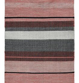 Liv Interior PET rug Manitou coral / black 60 x 90 cm