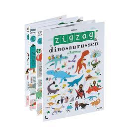 Lannoo Uitgeverij Zigzag dinosaurussen