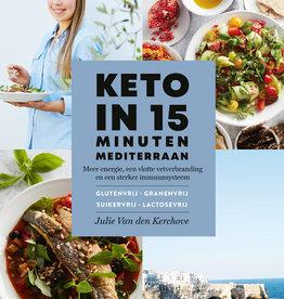 Lannoo Uitgeverij Keto in 15 minuten - Mediterraan