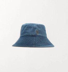 Beck Söndergaard Denim bucket hat - Forever blue M/L