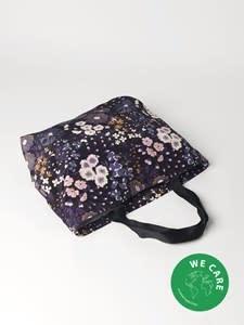 Beck Söndergaard Flowerwhirl foldable bag - multi color