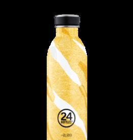 24Bottles 24Bottles urban bottle 050 Amber deco