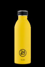 24Bottles 24Bottles urban bottle 050 Yellow