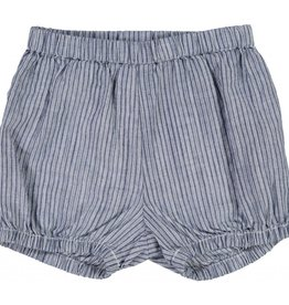 Wheat Shorts Olly - cool blue stripe