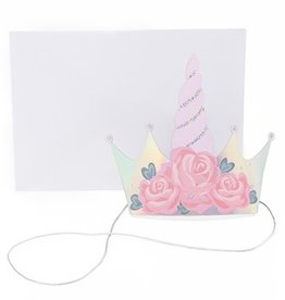 Enfant Terrible Enfant Terrible crown + enveloppe 'Unicorn'