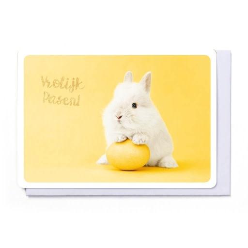 Enfant Terrible Enfant Terrible card  + enveloppe 'Vrolijk Pasen'