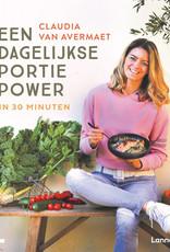 Lannoo Uitgeverij Een dagelijkse portie power in 30 minuten - Claudia Van Avermaet