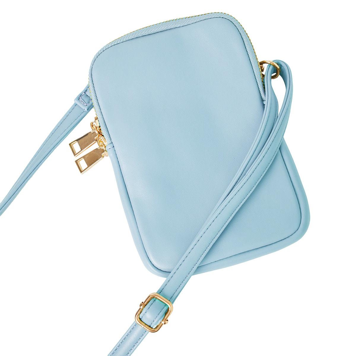 With love Bag XS - blue 19.50cm x 1.50cm x 13cm