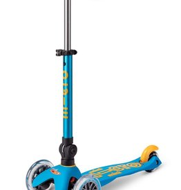 Micro Mobility Mini Micro Deluxe Ocean Blue Foldable 2 - 5 years