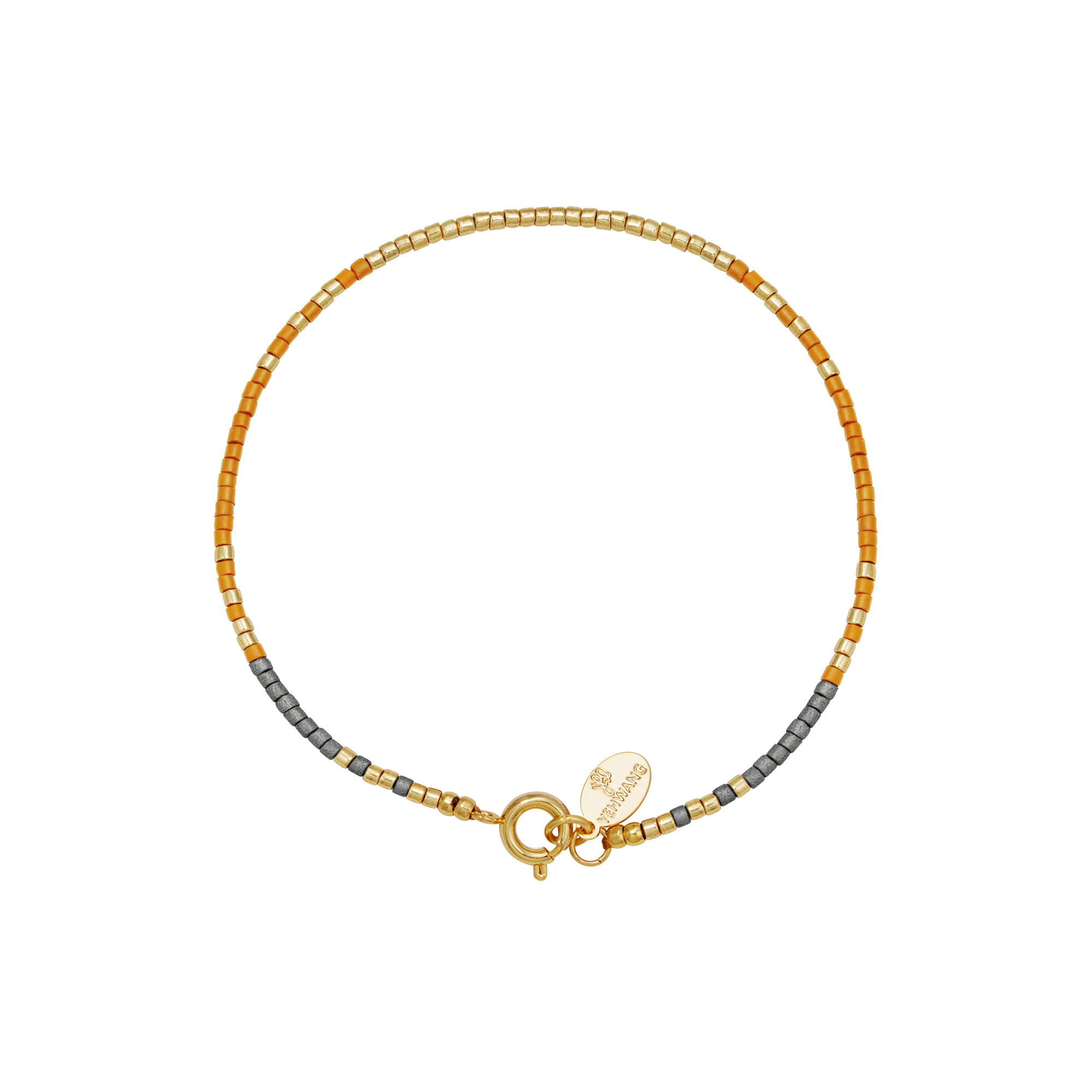 With love Bracelet delicate camel