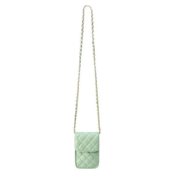 With love Bag on me - Mint 11.50cm x 19cm x 4cm