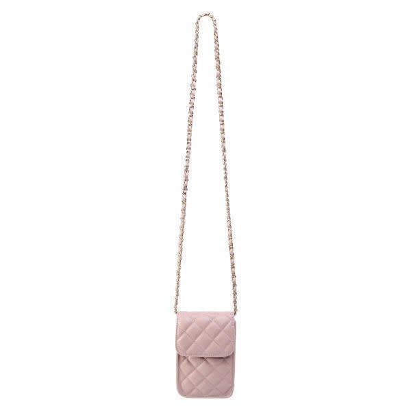 With love Bag on me - Pink 11.50cm x 19cm x 4cm