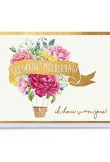 Enfant Terrible Enfant Terrible card + enveloppe 'Gelukkige moederdag'