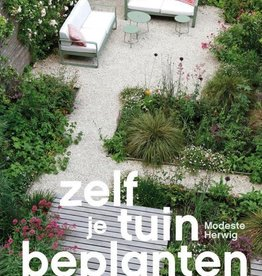 Lannoo Uitgeverij Zelf je tuin beplanten
