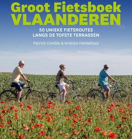 Lannoo Uitgeverij Knooppunter - groot fietsboek Vlaanderen